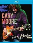 Live at Montreux 2010 With Gary Moore Blu-ray Region 1 801213338795