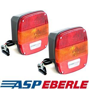 2x-Ruckleuchten-Rucklicht-Euro-Style-Jeep-Wrangler-TJ-Bj-96-06