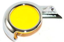 Citroen Ds3 Cromo Color Disco claves remoto Tapa Amarilla Original 6490ew