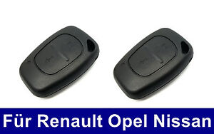 2x-Remplacement-Cle-du-logement-pour-Renault-Kangoo-Clio-nissan-interstar-opel