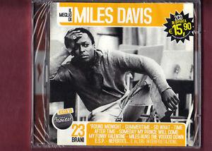 MILES-DAVIS-THE-ESSENTIAL-CD-NUOVO-SIGILLATO