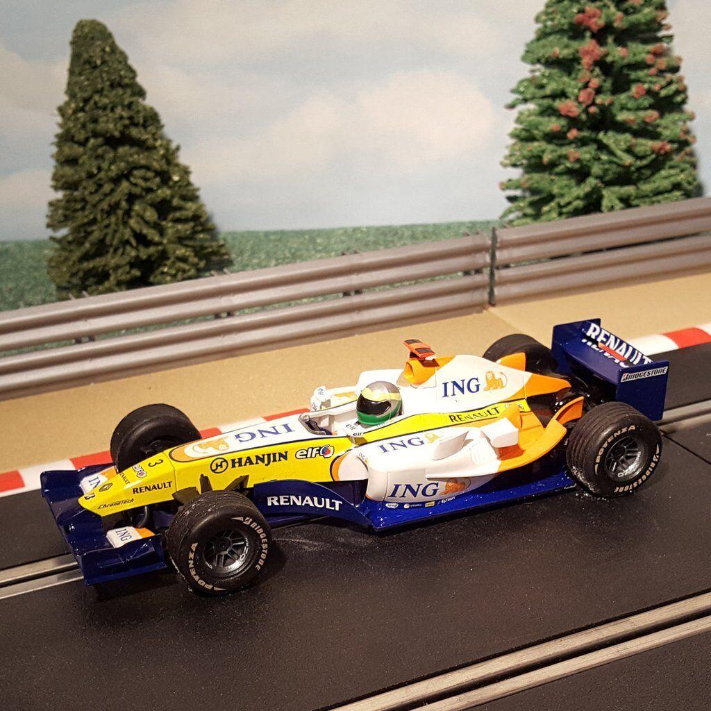 Scalextric 1 32 Digital Car - C2780D Renault F1 Team