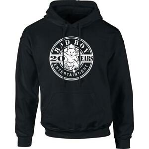 BAD-BOY-RECORDS-20-YEAR-ANNIVERSARY-LOGO-OFFICIALLY-LICENSED-PULLOVER-HOODIE