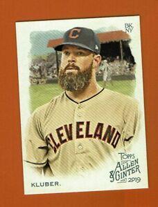 2019-Topps-Allen-amp-Ginter-Corey-Kluber-148-Cleveland-Indians