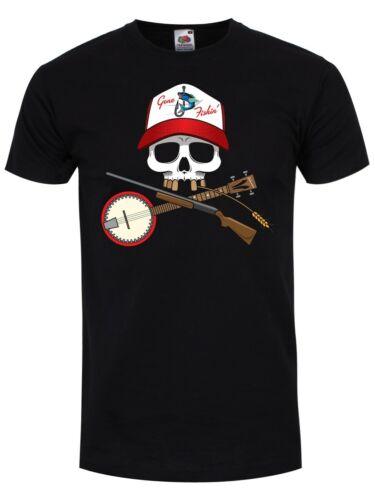 Skullduggery T-shirt Redneck Men/'s Black