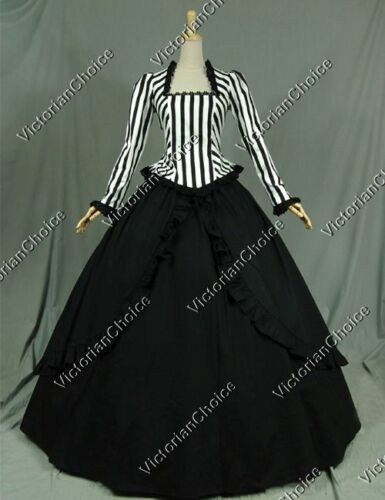 Victorian Costume Dresses & Skirts for Sale    Victorian Gone With The Wind Civil War Gown Dress Steampunk Punk Costume 321 $155.00 AT vintagedancer.com