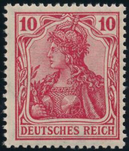 DR-1913-MiNr-86-I-d-tadellos-postfrisch-Attest-Jaeschke-L-Mi-500