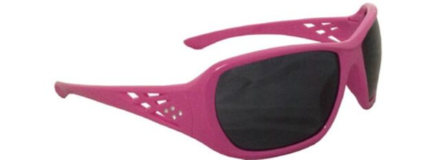 """Ladies """"Pink"""" Safety Glasses 3 Styles 3 Shades FAST SHIPPING"""