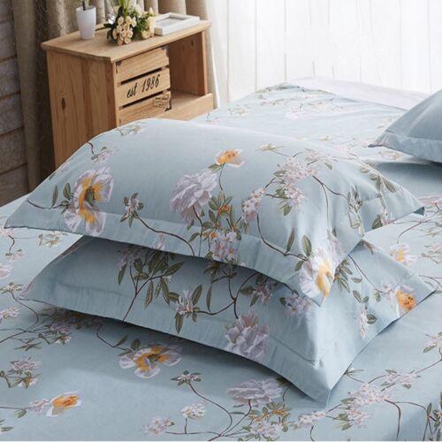Cotton Queen//Standard Pillow Case Home Decor Throw Cushion Cover Soft Bedding