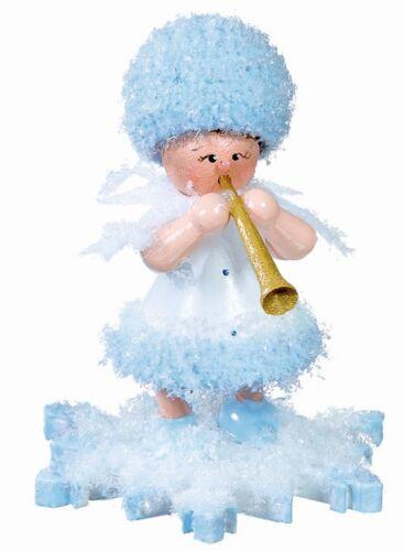 26-43057 Kuhnert Schneeflöckchen mit Klarinette