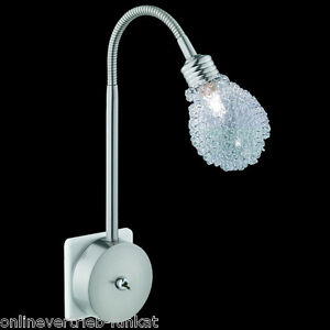 steckdosenlampe steckdosenleuchte lampe leuchte steckdose stecker beweglich ebay. Black Bedroom Furniture Sets. Home Design Ideas