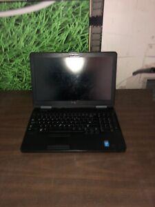 DELL-LATITUDE-E5540-INTEL-CORE-i5-4GB-RAM-NO-HD-NO-CADDIE-NO-OS-NO-CHARGER