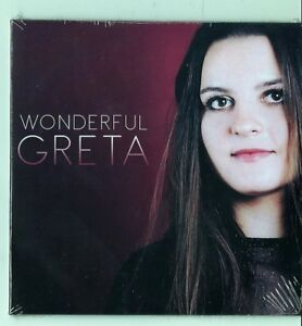cd nuovo GRETA - WONDERFUL