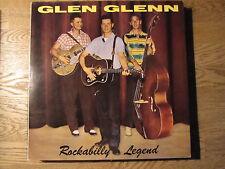 LP - GLEN GLENN - ROCKABILLY LEGEND