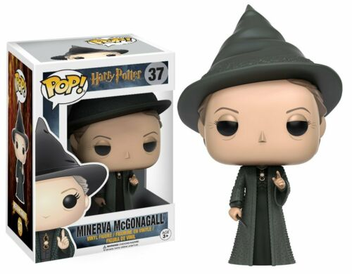 Harry Potter-Professeur McGonagall Funko POP