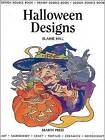 Halloween Designs by Elaine Hill (Paperback, 2003)