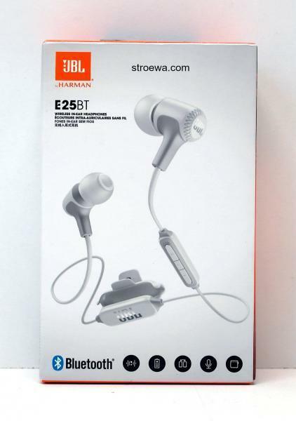 JBL E25BT Kabelloser In Ear Kopfhörer Weiß (JBLE25BTWHT)