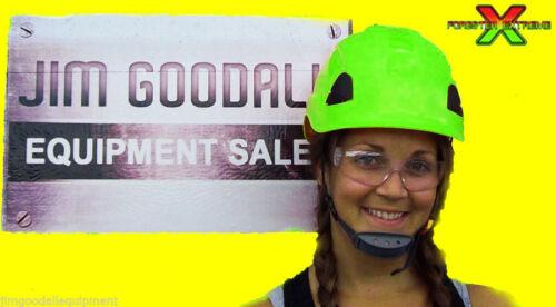 Meet ANSI,Green Tree Climbers Safety Helmet,Forester 6 Pt Ratchet Suspension