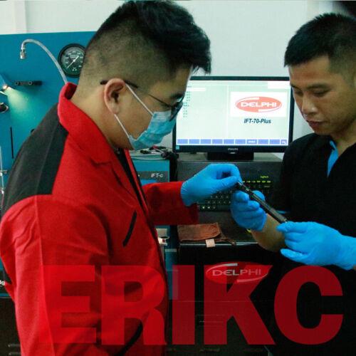 ERIKC Fuel Injector EJBR03301D Diesel Common Rail R03301D For Delphi JMC 2.8L