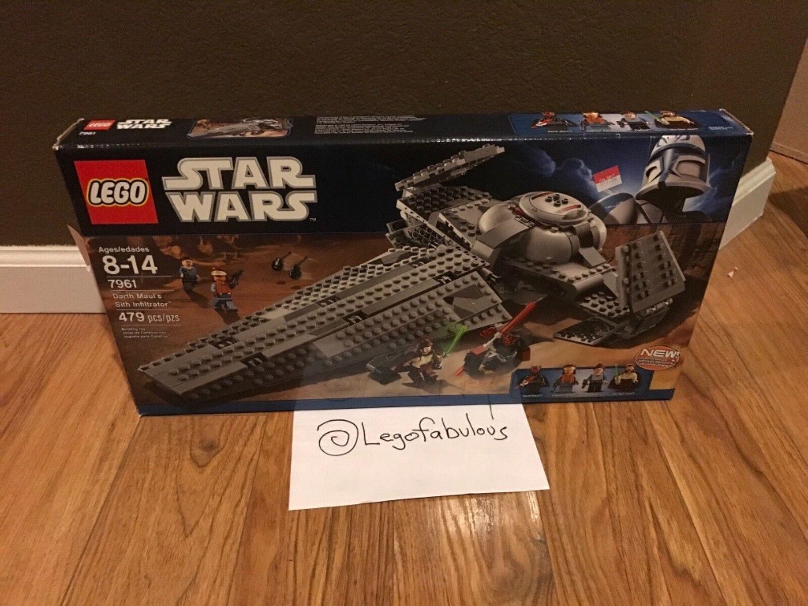 Lego 7961 Darth Maul's Smith Infiltrator