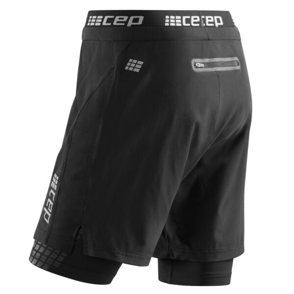 CEP Performance 2 in 1 Short Women Damen Funktionshose Sporthose Trainingshose