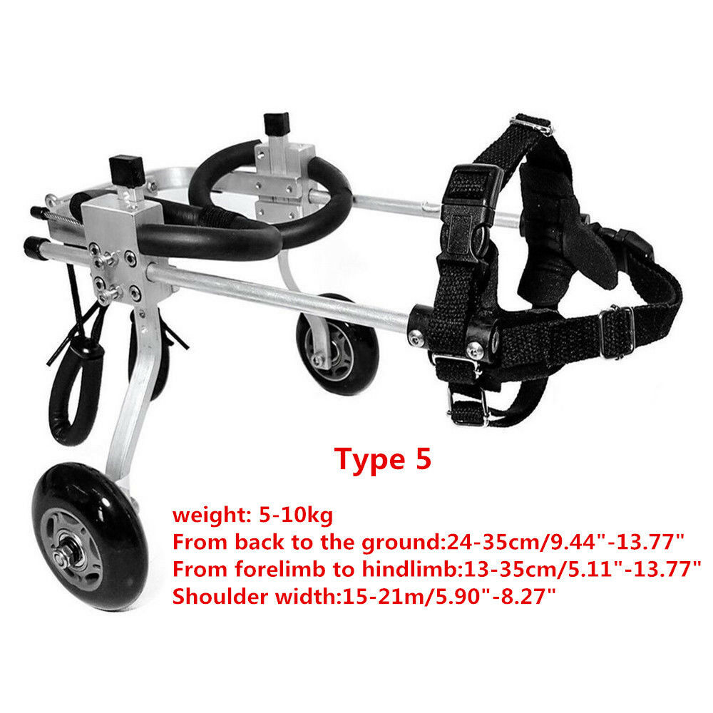 Dog Wheelchair for Handicapped Dog   Pet Move Assistant Equipment   Pet Supplies