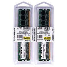 Memory Ram 4 Acer Aspire Notebook Laptop 7740G 7740G-6816 7741-6456 2x Lot