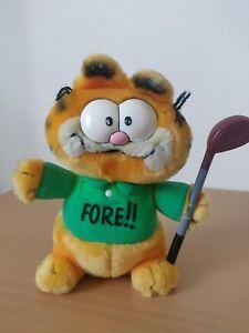 by Dakin Garfield Golfer Fore!