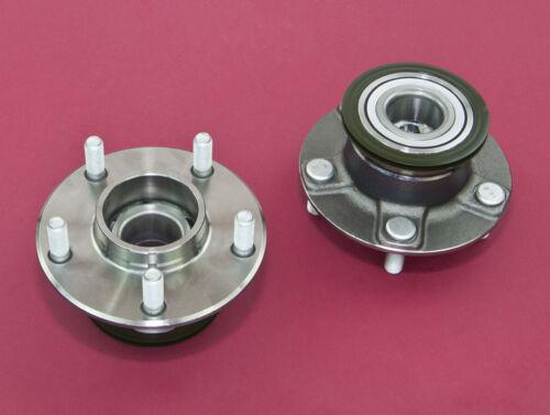 Front Wheel Non-ABS 5-Lug Conversion Hub 4x114.3-5x114.3 For 240SX 95-98 S14