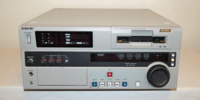 DRIVER UPDATE: SONY DV VCR