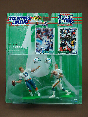 MIAMI DOLPHINS Starting Lineup Figure Open Loose w-CARD! 1997 BOB GRIESE