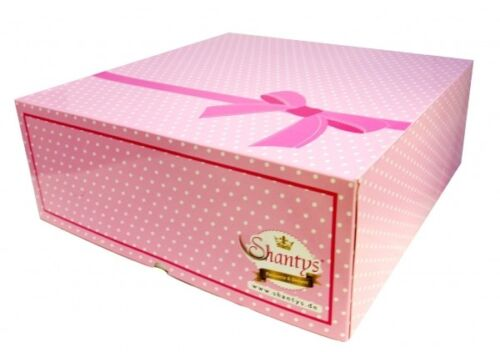 10 x Tortenbox Shantys 40 x 40 x 15 cm