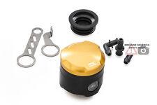 Moto CNC Freno Anteriore Posteriore Fluid Cilindro Maestro Serbatoio Cappuccio del Tappo//Misura for Kawasaki Versys 650 1000 VERSYS650 VERSYS1000 Color : 1 Pair Black