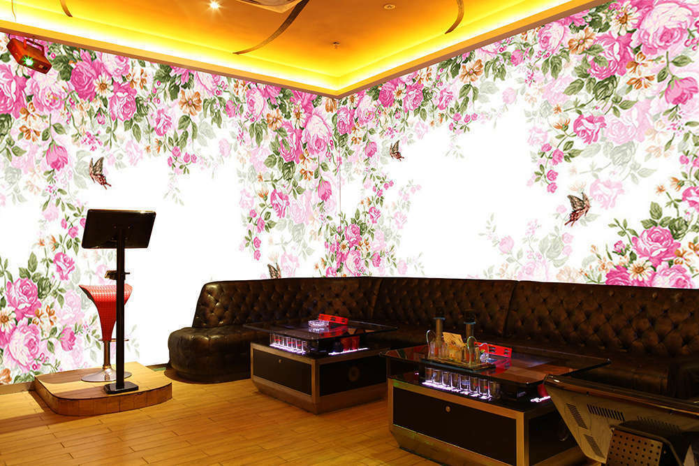 Chrysanthemum Romance 3D Full Wall Mural Photo Wallpaper Print Home Kids Decor