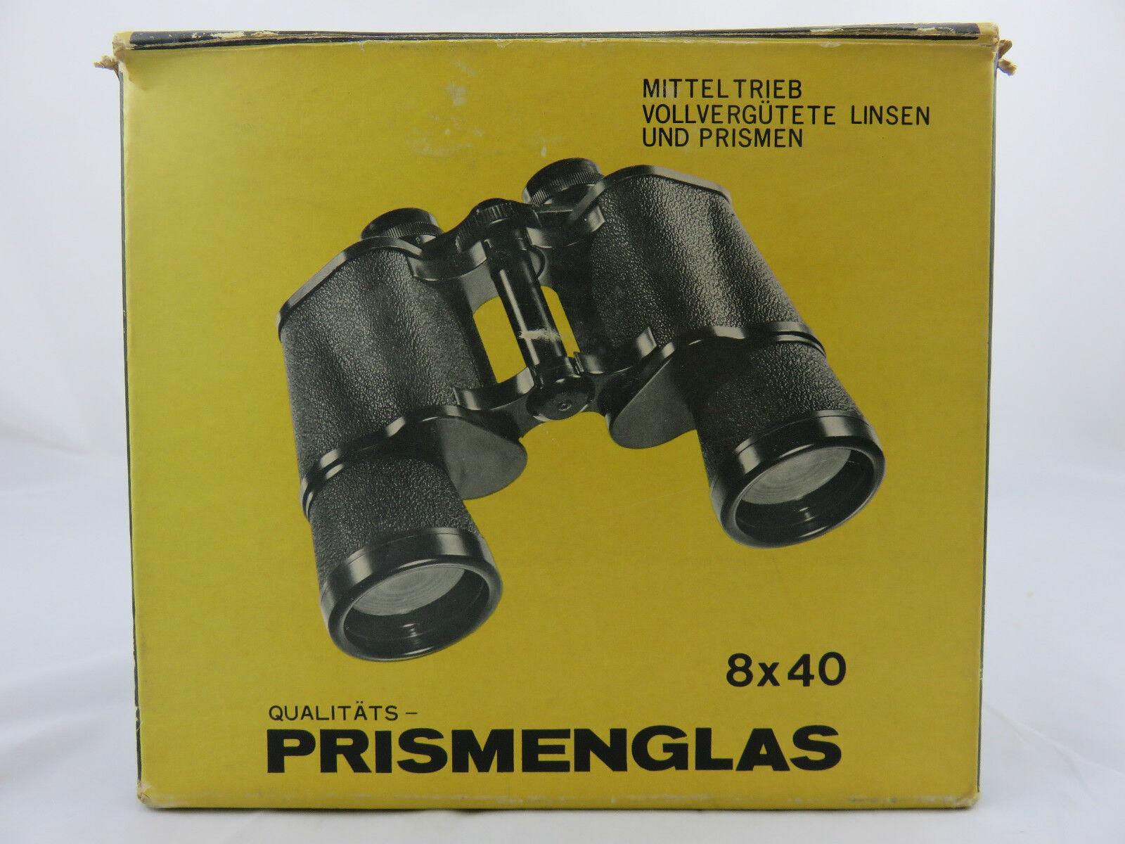 Prismáticos Hunter permisos remunerados óptica 8 x 40 campo 114 1000 M con estuche y en su embalaje original