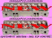 2 Fits Gm Gmc Chevy Escalade Suburban Vortec 5.7 350 906 062 Cylinder Heads