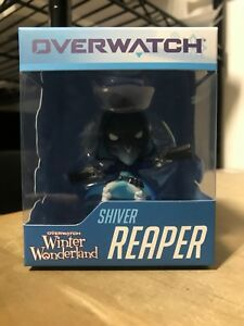 Blizzard Cute But Deadly Overwatch Winter Wonderland Shiver Reaper Vinyl Figure