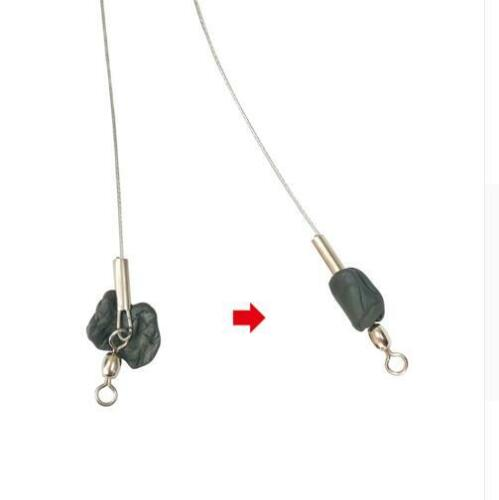 15g Carp Fishing Soft Tungsten Mud Lead Weights Terminal For Fishing Sinkers