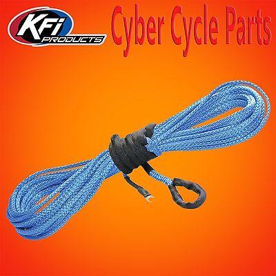 """KFI ROPE KIT BLUE 3//16/""""X50/' 1700-3500"""