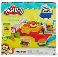 Play-doh Grill Playset, Cookout Presser Bbq Play Pretend Clay Picnic Kids on sale