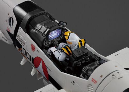 Hachette Weekly Build Robotech Macross VF-1 VALKYRIE 1//24 die cast model Vol.8