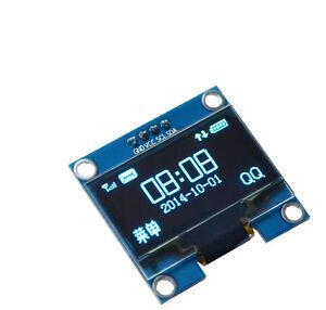 New-Blue-1-3-034-IIC-I2C-128-x-64-12864-OLED-LCD-LED-Display-Module-for-Arduino