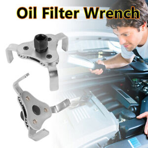 Universal-Adjustable-Oil-Filter-Flat-Three-jaw-Wrench-Repair-And-MaintenanceBB
