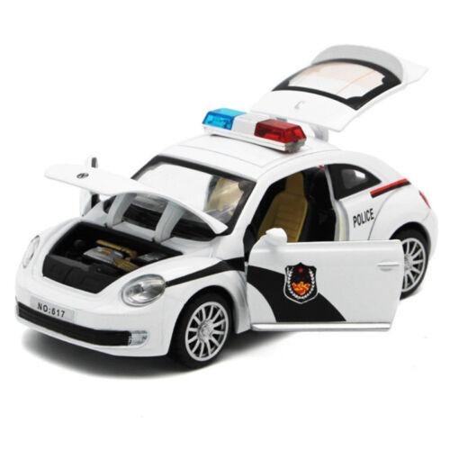 Toys for Kids Boys 1:32 Aolloy Model Diecast Model PC Car Sound Light Pull Back