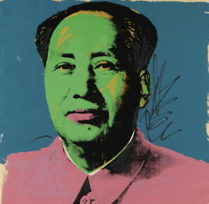 Andy-Warhol-Mao-Giclee-Art-Paper-Print-Art-Works-Paintings-Poster-Reproduction