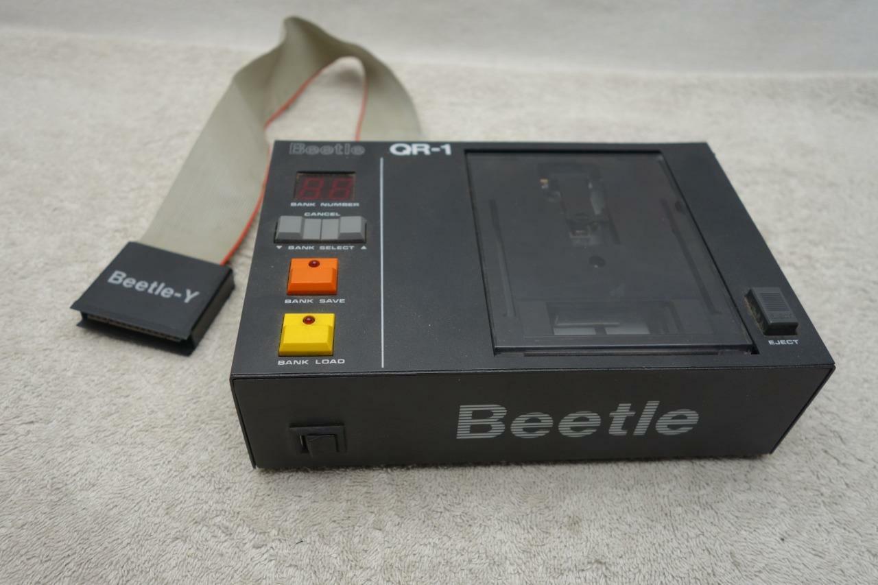 Beetle QR-1 RAM Disk For Mass Storage