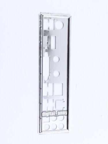 OEM I//O Shield For GIGABYTE GA-H77N-WIFI /& GA-Z77N WIFI Motherboard Backplate IO