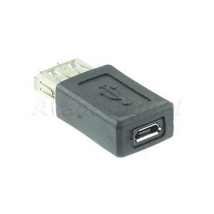 Hot-Sale-USB-2-0-A-Female-to-Micro-USB-B-5-Pin-Female-Data-Adapter-Convertor