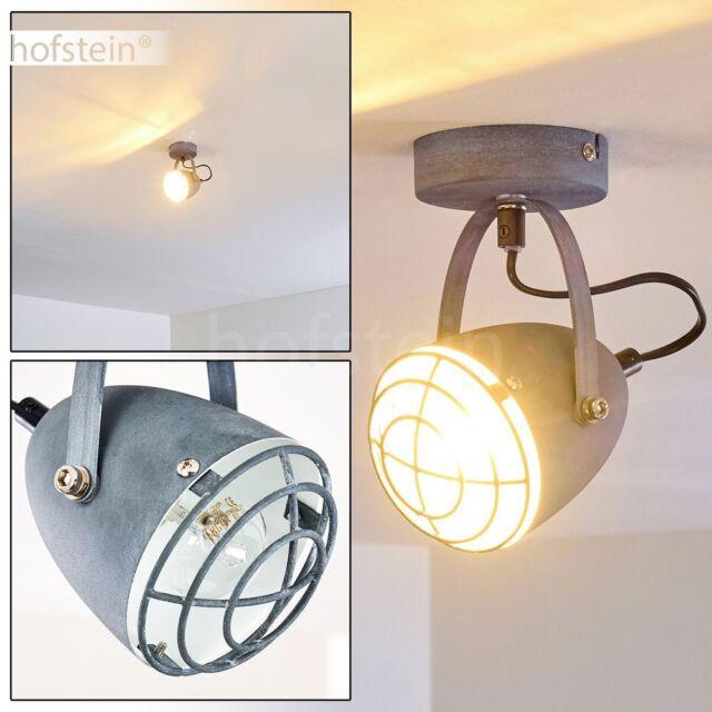 Plafonnier Lampe à suspension Retro Lustre Éclairage de salon Lampe de corridor