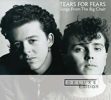 TEARS FOR FEARS -  Songs from the Big Chair 2 CDs Deluxe Edition 1985/2014 NEU!